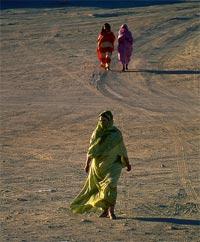 El Sahara : Derechos humanos, un desafio ético.