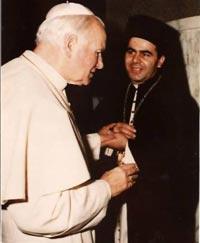 Monseñor Jean Abboud : Por una investigacion internacional en los campamentos de Tinduf