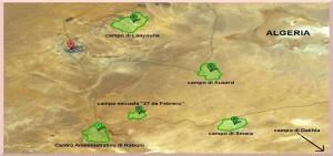 Polisario/Tinduf : El campamento de El Aaiún se abrasa