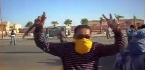 Una nueva guerra de calles en el Sàhara, inventada por el DRS en Bumerdes