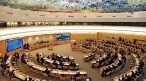 CDH-Tinduf: El relato de las mujeres saharauis que choca a la audiencia en Ginebra