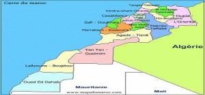 Google-Maps solicitado para eliminar la línea que separa Marruecos de su Sahara