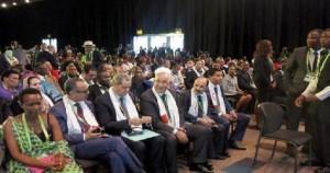 Una delegación del Polisario encaja el ridículo a la Cumbre de las Ciudades de África en Johannesburgo