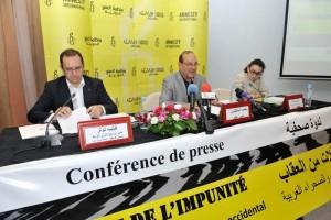 Derechos Humanos: Argelia y el Polisario incriminados por Amnistía Internacional