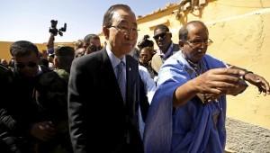 Del Sahara Rabat denuncia los impares diplomáticos de Ban Ki-Moon en Argel y Tinduf