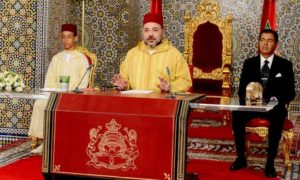 El Rey Mohammed VI reafirma que Marruecos está en el corazón de África