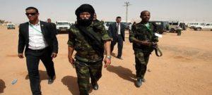 El jefe del Polisario no ira a España a pesar de la invitación del EUCOCO