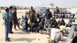 Migrantes subsaharianos victimas de una verdadera caza del un hombre negro en Argelia