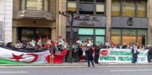 Las manifestaciones de los cómplices del Polisario se esfuman en Europa