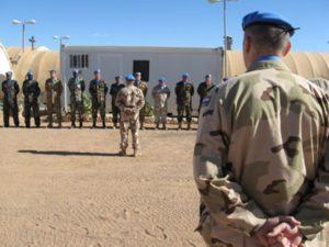 La MINURSO muestra inercia frente a las maniobras del Polisario
