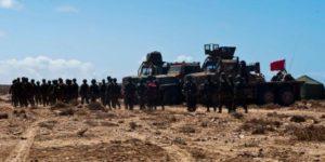 Sahara : Rabat anuncia una retirada unilateral de la zona de amortiguamiento de Guerguerat