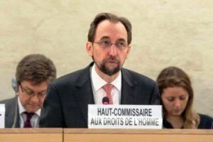 Sahara-Derechos Humanos : Las solicitudes de Argelia en Ginebra completamente ignoradas