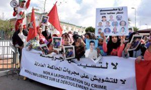 Las familias de las víctimas de la matanza de Gdeim Izik interpelan el SG de la ONU