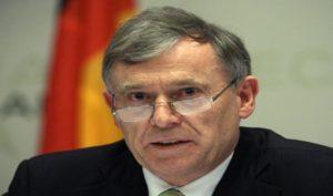 El alemán Köhler presentido para el cargo de enviado personal de la ONU para el Sahara