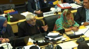 La Argelia señalada en Ginebra sobre las violaciónes de los derechos humanos en su territorio