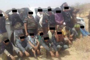 La detención de 19 presuntos narcotraficantes Marroquies por el Polisario un verdadero fiasco