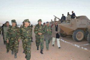 Sáhara : el régimen argelino sería el instigador de la reciente escalada en Guerguerat