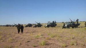 Marruecos presta poco interés a las maniobras militares del Polisario