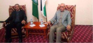 """Tinduf : Argel coloca a uno de sus peones a la cabeza del """"ejecutivo"""" de la """"RASD"""""""