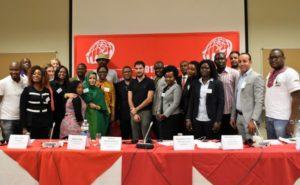 Jóvenes socialistas marroquíes abandonan sin nada el 33º Congreso de la IUSY en Montenegro