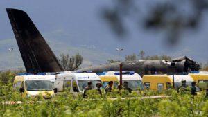 Argelia : 26 elementos del Polisario entre las 257 víctimas del accidente aéreo militar
