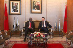 Sáhara: Lo que está detrás de los viajes de Moussa Faki a Rabat y Brahim Ghali a la África austral