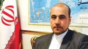 El controvertido diplomático iraní Amir Mussaui deja sigilosamente su puesto en Argel