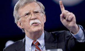 Estados Unidos : John Bolton aboga por una pronta solución del conflicto del Sahara