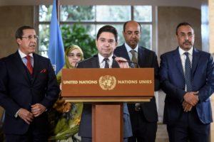 Fin de la mesa redonda de Ginebra sobre el Sahara