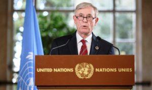 ONU-Sáhara : Horst Köhler esperado el 29 de enero ante el Consejo de Seguridad
